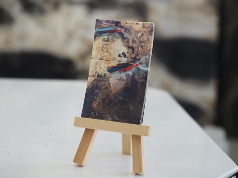 「日本画家川瀬美帆のウェブサイト」が公開されました